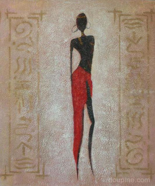 Африканка, оригинал