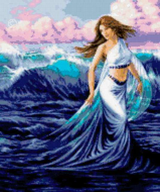 Бегущая по волнам