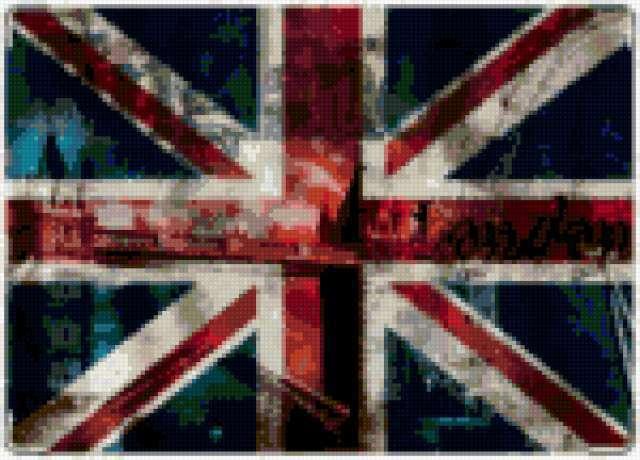 Флаг британии, предпросмотр