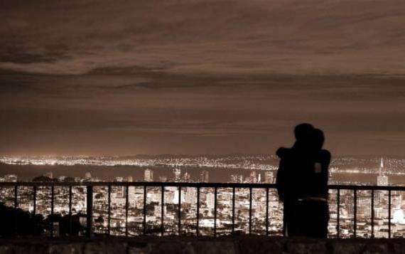 Влюбленные2, ночь, город