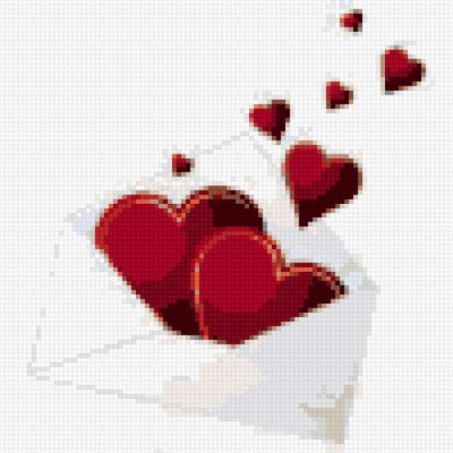 Любовный конверт, предпросмотр