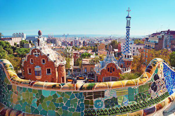 Барселона, оригинал