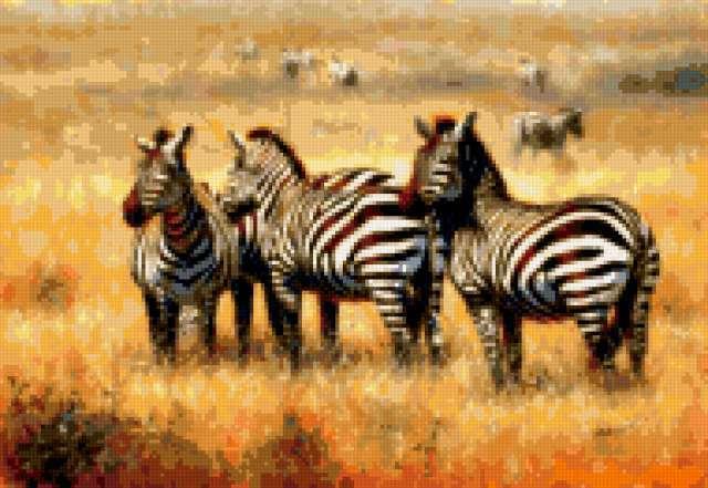 Животные саванны, предпросмотр