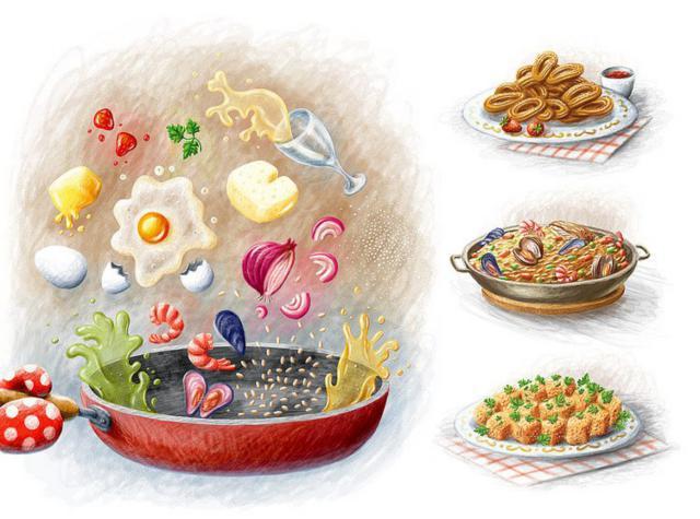 Еда, еда блюдо кулинария