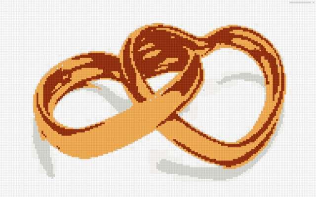 Свадебные кольца, предпросмотр