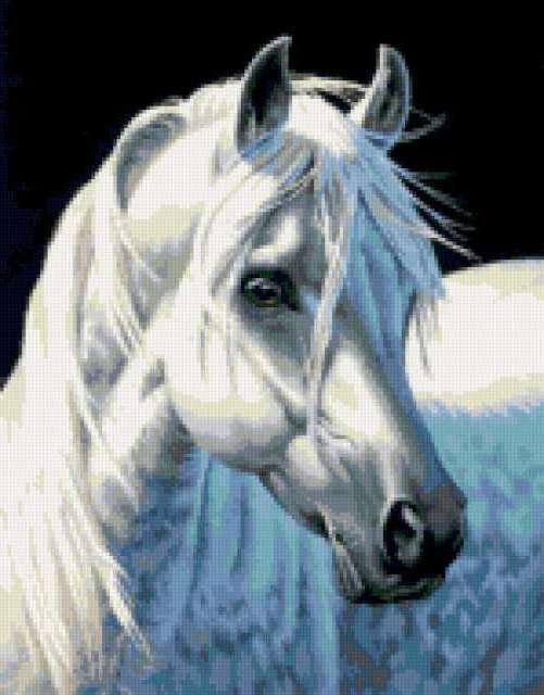 Лунный конь, предпросмотр