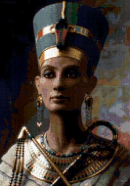 Нефертити, предпросмотр