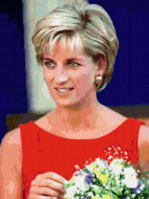 Принцесса Диана, предпросмотр