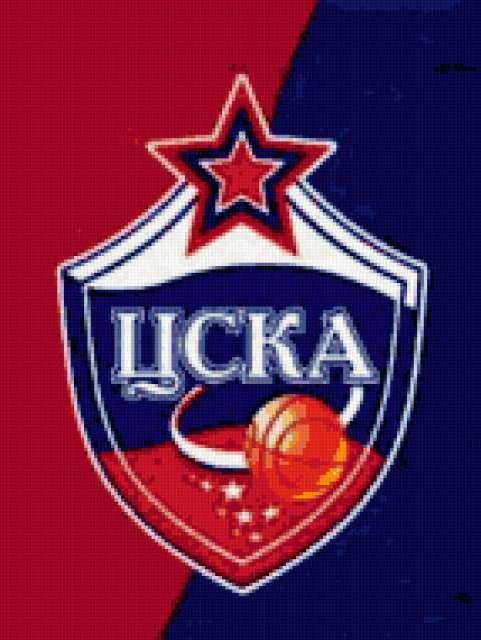 ЦСКА, логотип