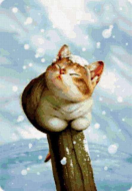 Снежный кот, предпросмотр