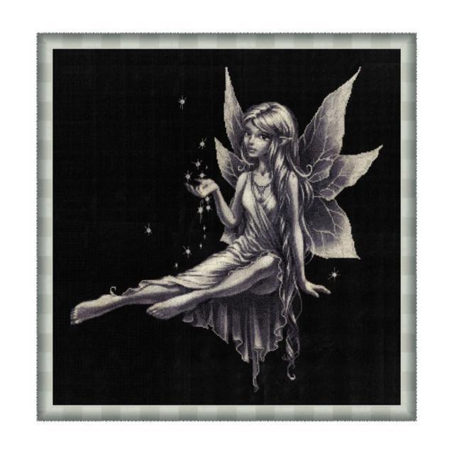 Серебристая фея, оригинал
