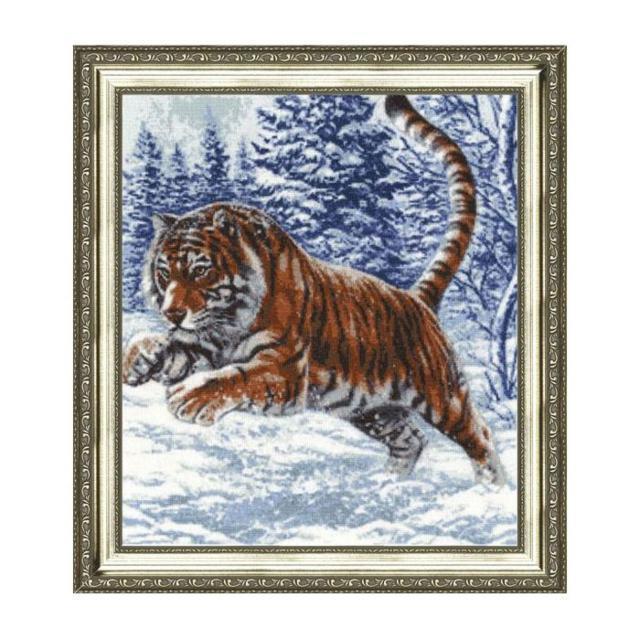 Прыжок тигра, оригинал