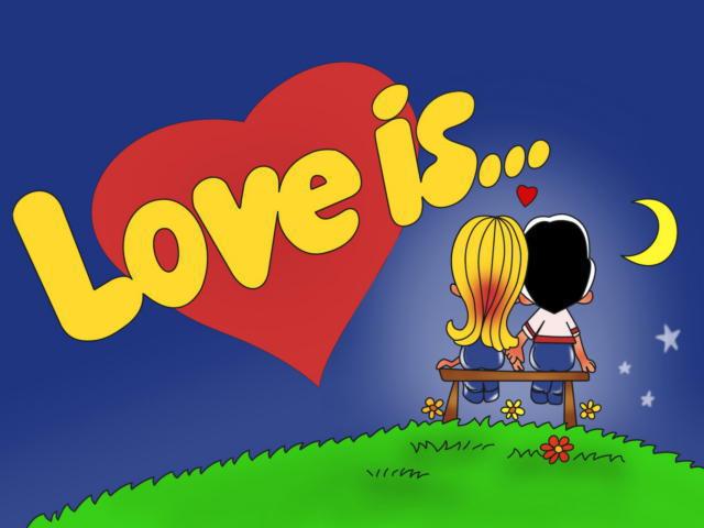 Любовь это..., оригинал