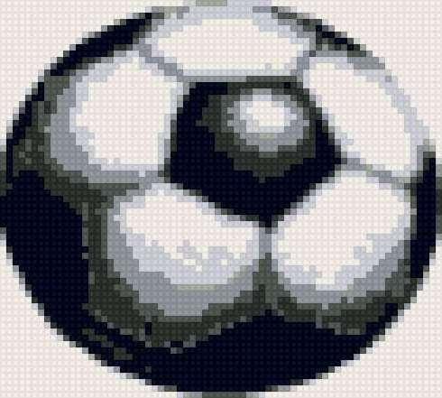 Коврик. Футбольный мяч