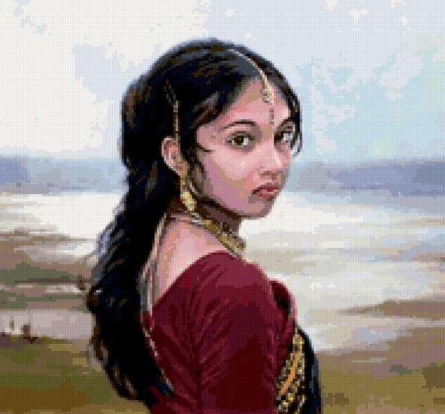 Индианка, предпросмотр