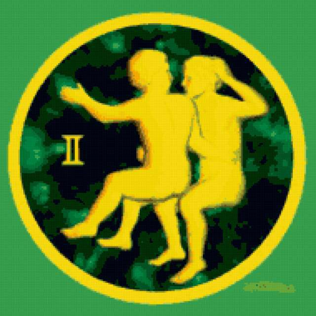 Знаки зодиака-близнецы