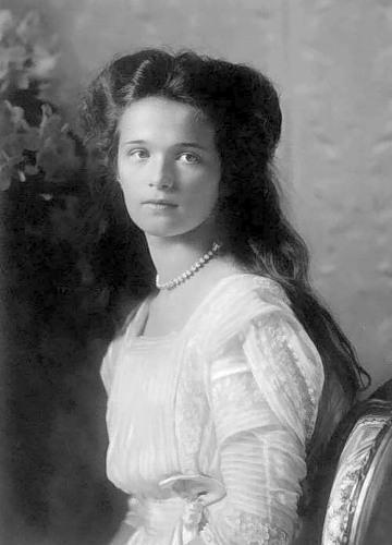 Великая Княжна Ольга., царская
