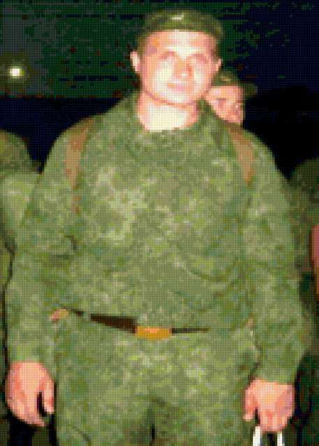 Солдатик, предпросмотр