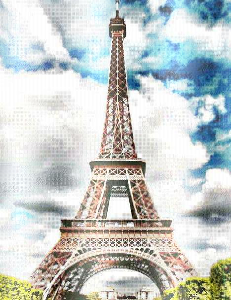 Париж, оригинал