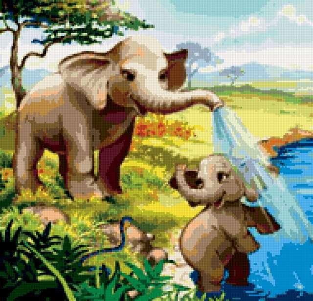 Слоники, предпросмотр