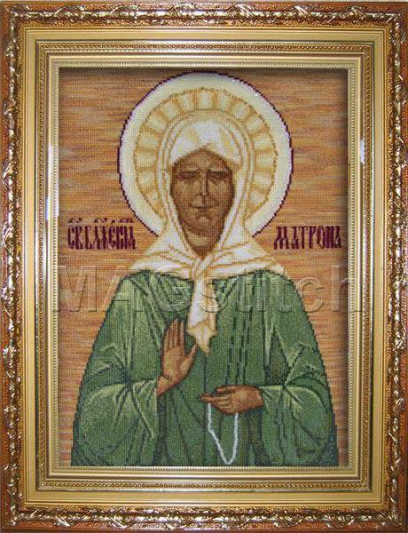 Св. Матрона, оригинал