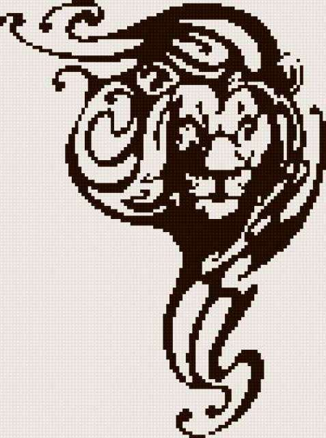 Лев, предпросмотр