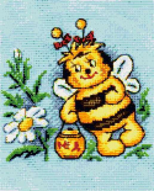 Весёлая пчёлка, предпросмотр