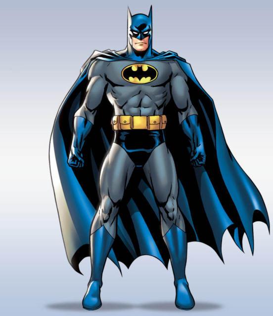Бэтмэн 3, оригинал