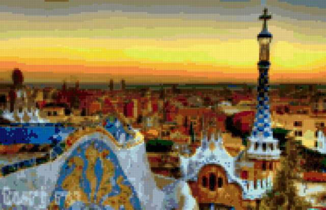 Барселона, города, барселона
