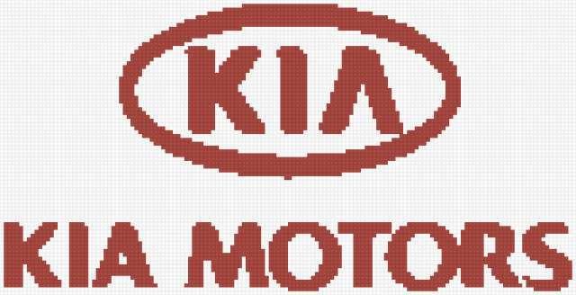 Эмблема KIA, предпросмотр