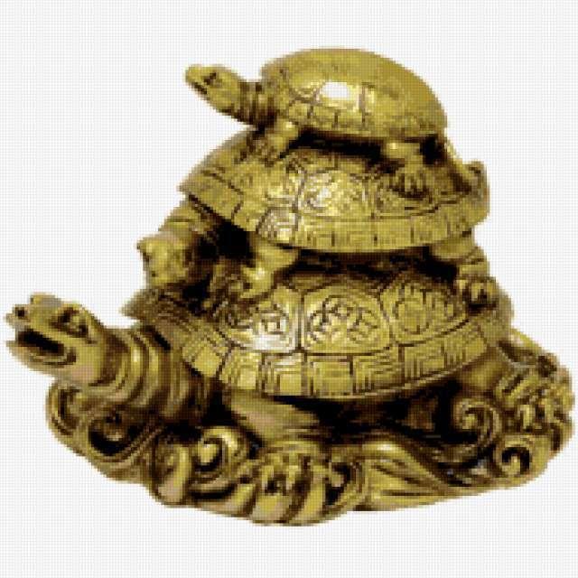 Фен-шуй черепаха, предпросмотр