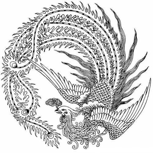 Жар-птица, оригинал