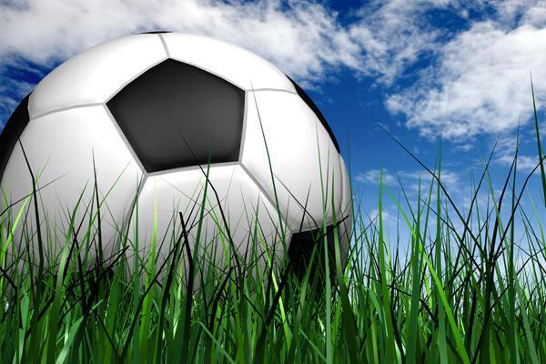 Футбольный мяч, игра, футбол,