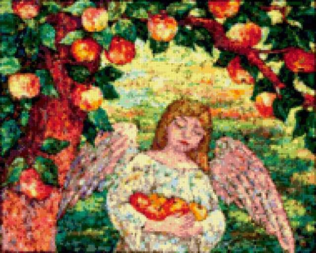 Яблочный спас, предпросмотр