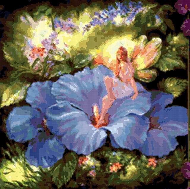 Фея цветов картинки для детей - dc0e8