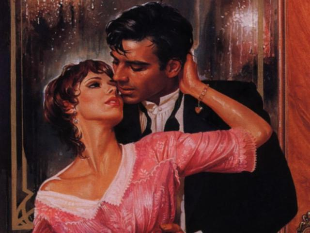 Романтика, мужчина, женщина