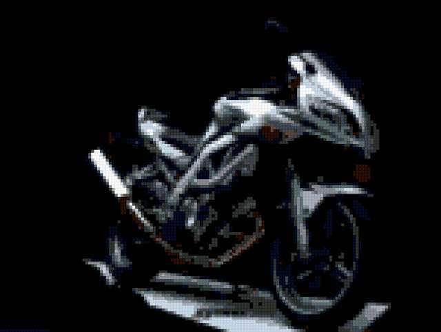 Мотоцикл Сузуки СВ 600,