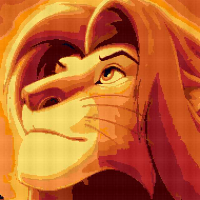 Король лев, предпросмотр