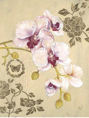 Орхидея, оригинал