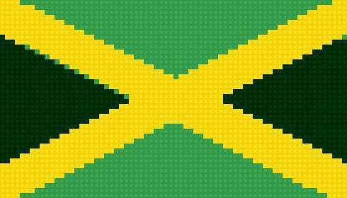 Флаг Ямайки, предпросмотр