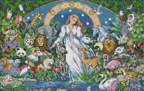 Царство животных, фантазия