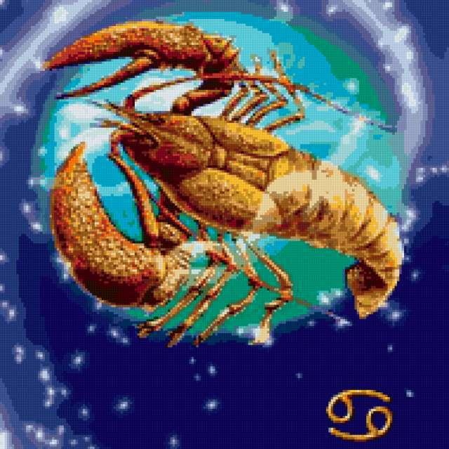 Знаки зодиака-рак