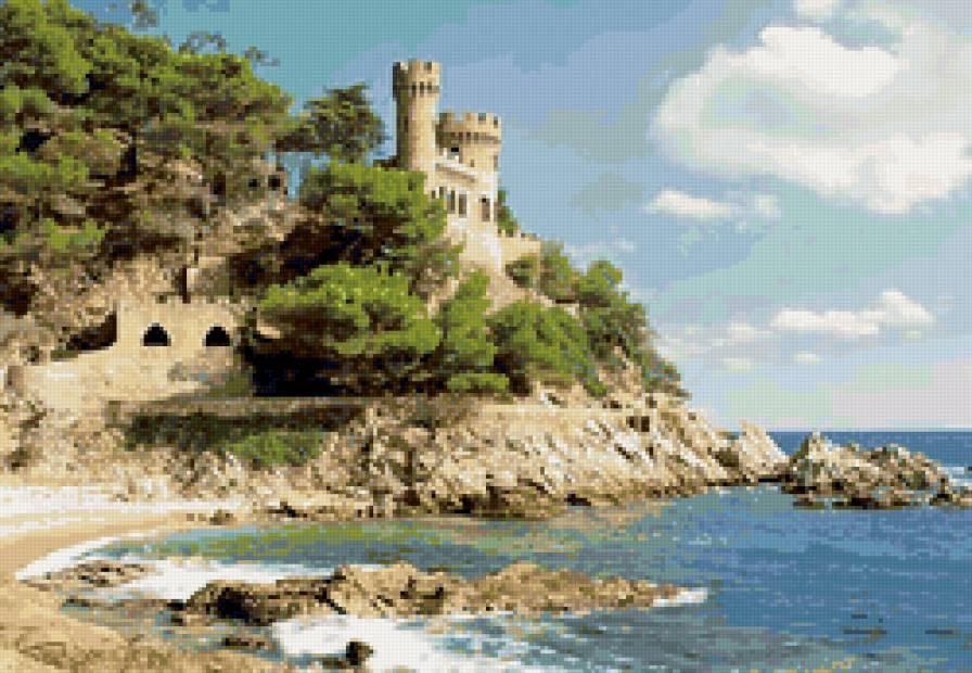 Замок Испания, предпросмотр