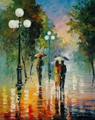 двое под дождем, оригинал