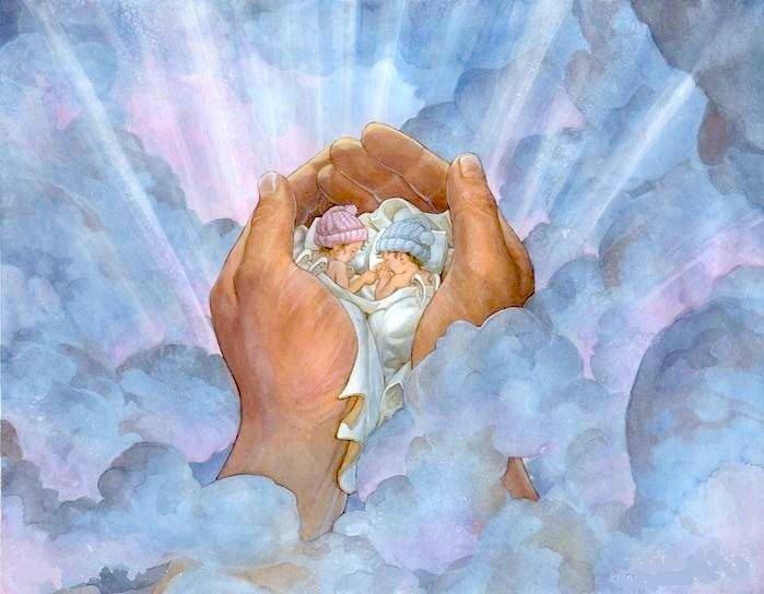 В руках бога, оригинал