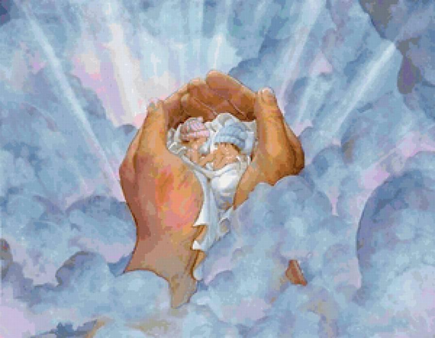 В руках бога, предпросмотр