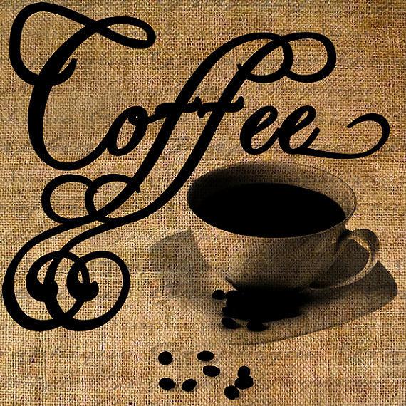 Coffee, МОНОХРОМ, черно-белое,
