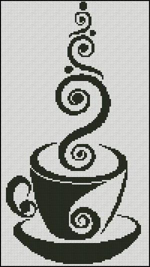 Чашка кофе, чашка, кофе,