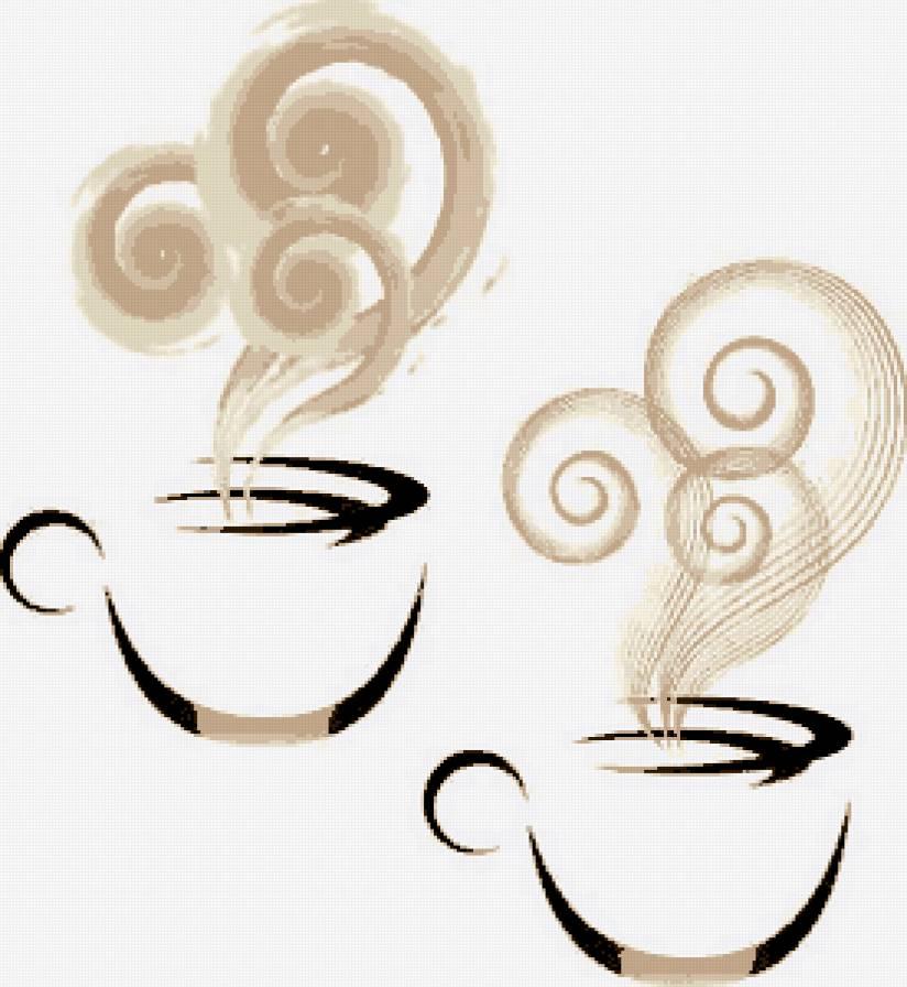 Два кофе, предпросмотр