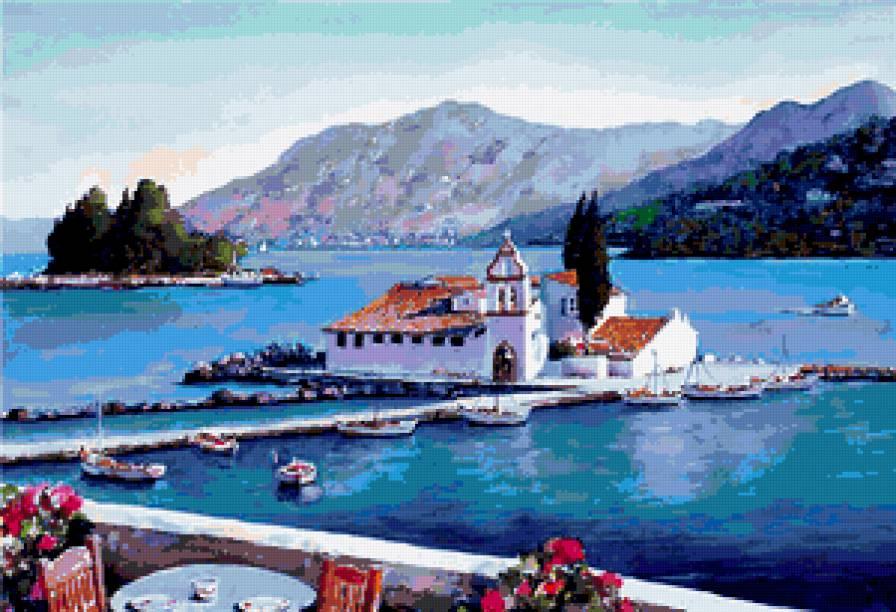 Корфу, Греция, предпросмотр
